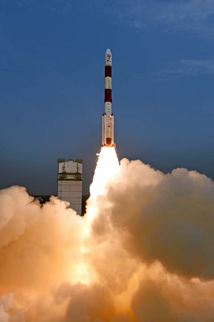 PSLV Successfully Launches India's Multi Wavelength Space Observatory ASTROSAT