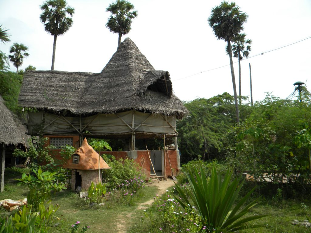 Snehal's farm at Auroville Puducherry