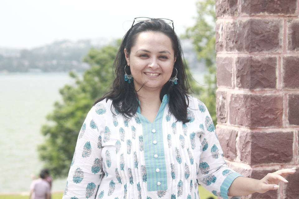 Archana Relan, founder of 'Miraculous Millets'