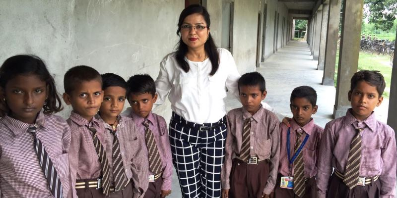 The story Pooja Mishra, an IIM C alumnus, who left the