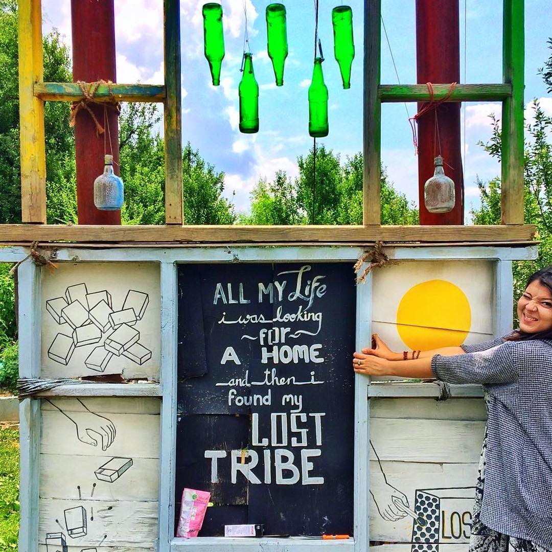 Image courtesy: The Lost Tribe Hostel