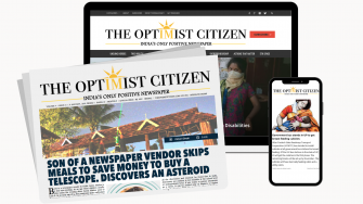 Positive Newspaper - The Optimist Citizen
