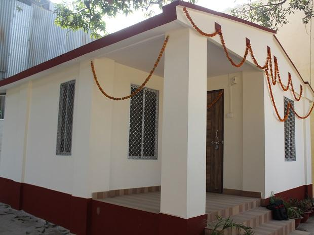 Shriti Pandey built two COVID care centres in Patna and Jalandhar in under 80 days using agricultural waste.