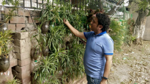 Rohit Mehra, an Indian Revenue Services Officer of the batch 2004, has created 95 human-made mini forests in different parts of India within 4 years.