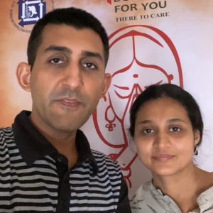 Mumbai Based doctor couple of Marcus and Raina Ranney collected and distributed many unused medicines to help others who can't afford them