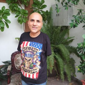 Vikram Agnihotri has founded Vital Spark Welfare Society and 'Winners in Life' foundation