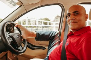 Vikram Agnihotri from Indore is the first bilateral upper-limb amputee to avail permanent driving license for himself.