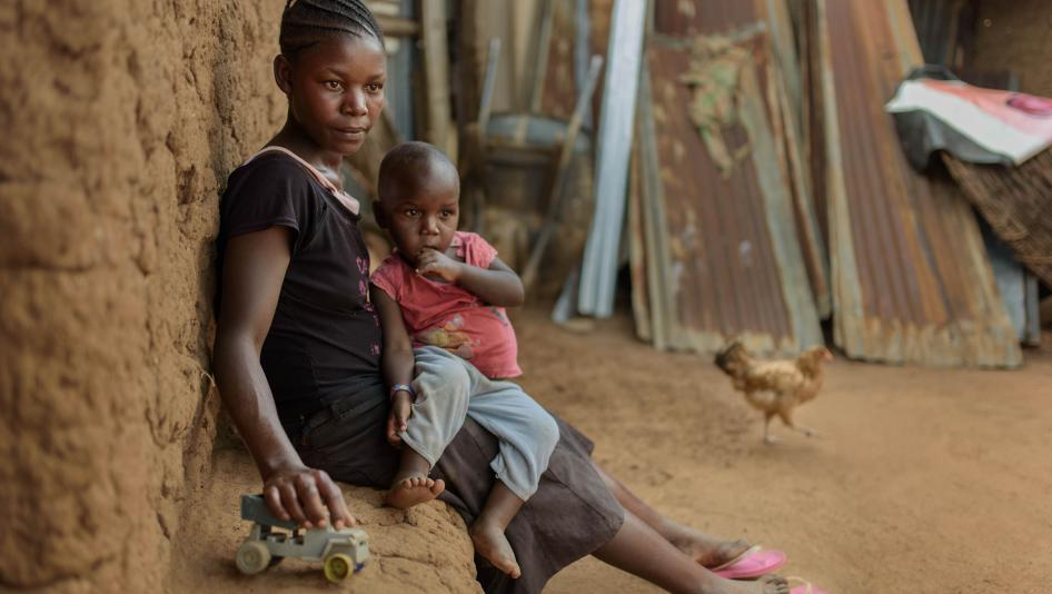 Kenya-based shelter home 'Serene haven' is giving teenage mothers a second chance to continue their education