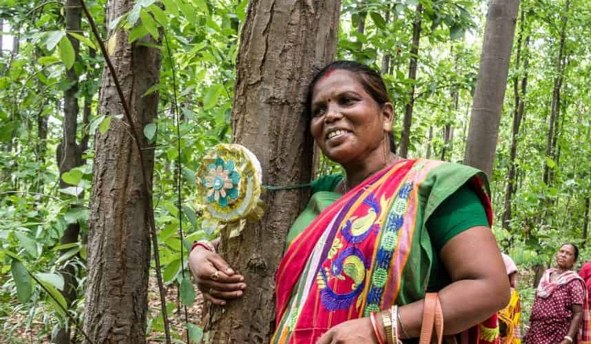 The Lady Tarzan from Jharkhand who saved forests from the timber mafia