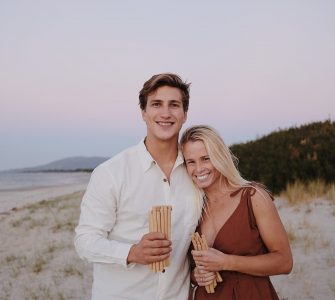 Chile based couple is making and distributing Bamboo straws across the world