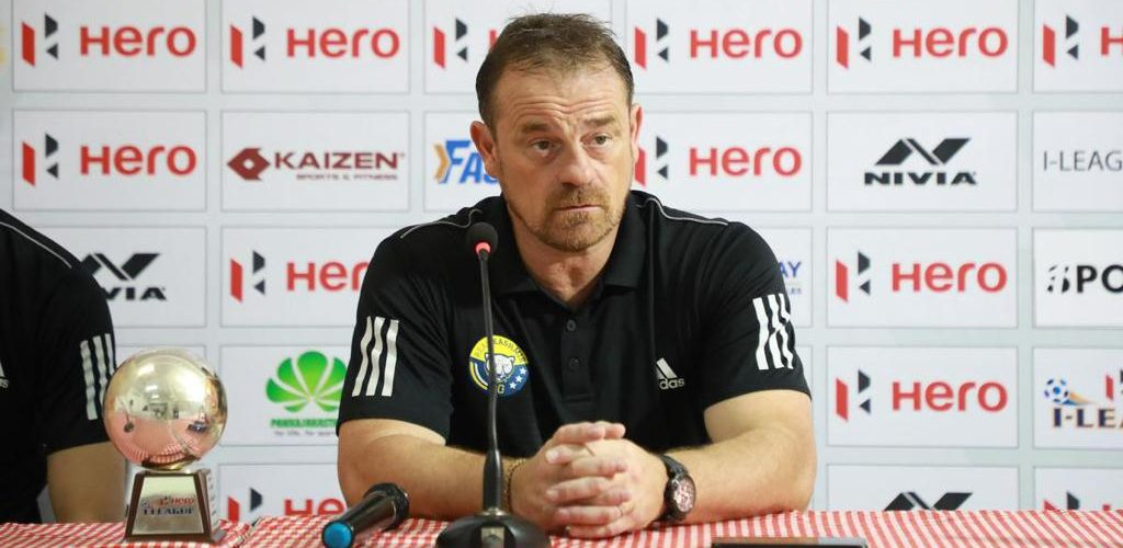 Former Scotland footballer David Robertson received the British Empire Medal (BEM), a coveted honour by the Queen for his services to the local community of Kashmir during his coaching tenure with Real Kashmir FC.
