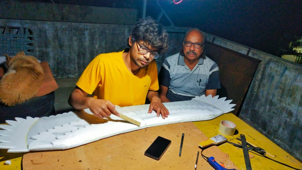 Prince Panchal is a 21-year-old innovator from Vadodara who went on to build a flying plane despite failing class 10 exams five times.