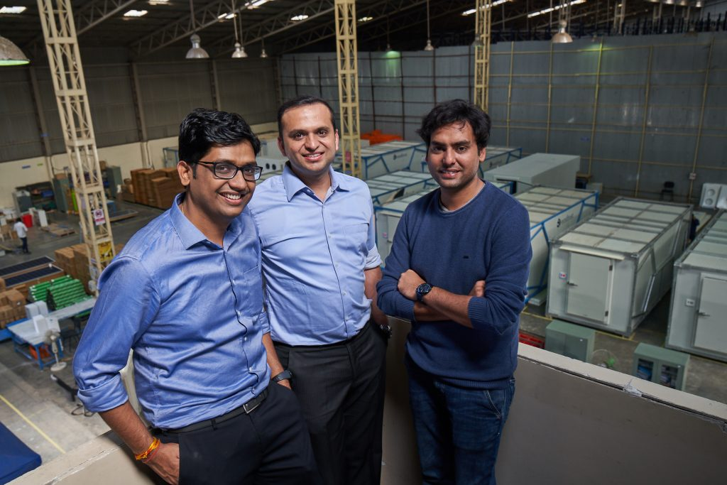 Pune-based startup Ecozen Solutions has set up over 300 cold-room units that have helped close to 72,000 farmers in the country to protect their Agri produce against the poor supply-chain management systems.