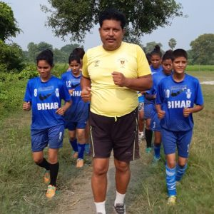 The Rani Lamibai Sports Academy is a residential training area for local girls that has mentored girls who are winning medals at international competitions.