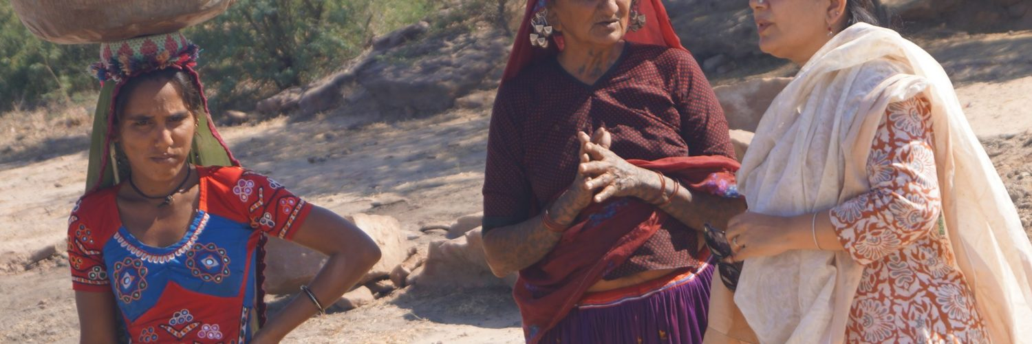 Gazala Paul - This lady from Kutch has ensured that residents for 97 nearby villages have access to water.