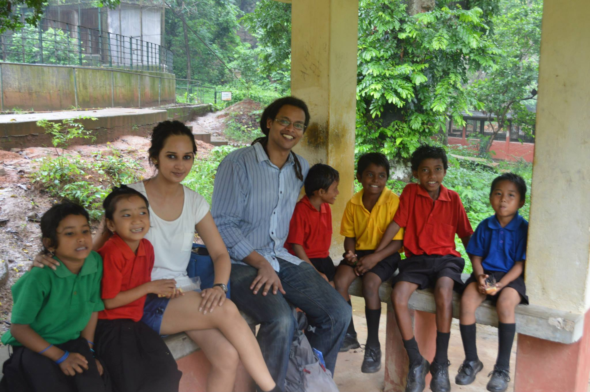 Mazin Mukhtar and Parmita Sarma started Akshar Foundation, an innovative school that takes plastic waste as its monthly school fee.