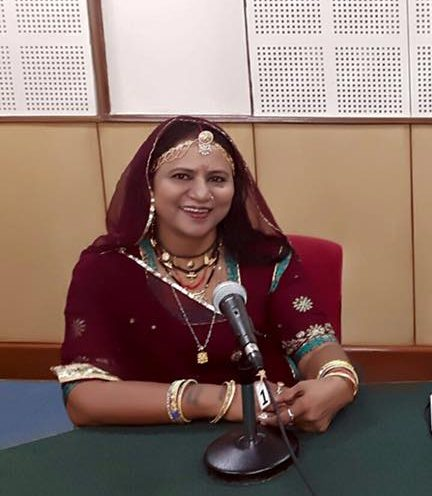 Padma Shri Awardee Gulabo Sapera made her community pledge against killing any female child, the one that buried her the day she was born.