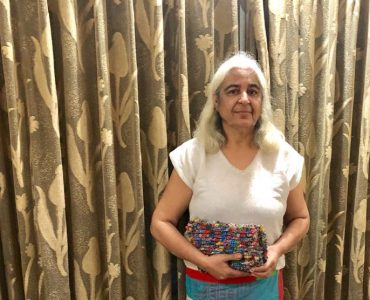 62-year-old from Mumbai is upcycling plastic into beautiful utility products