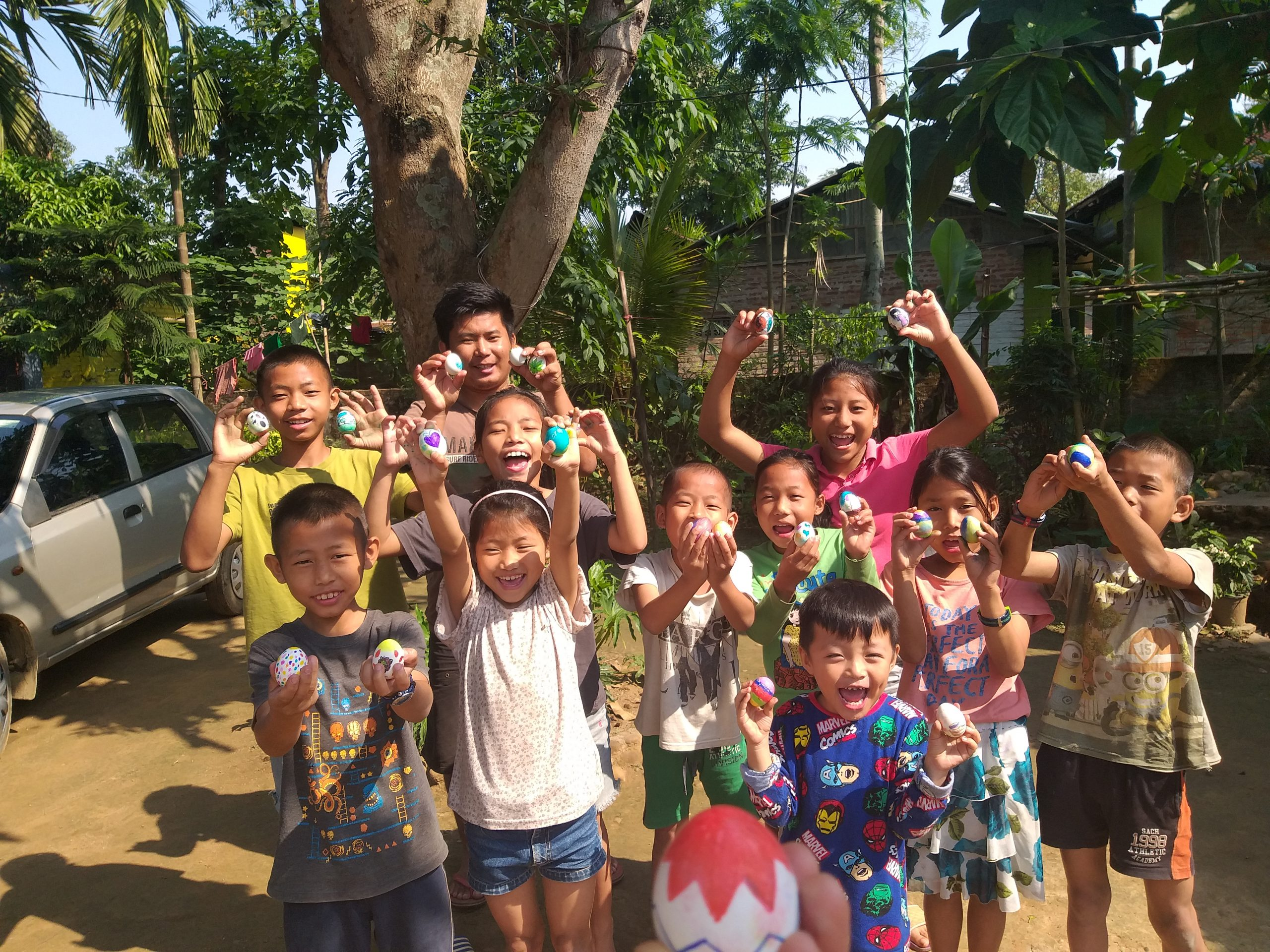Eliezer home in Dimapur, a remote area of Nagaland has become a safe haven for children with toxic-troubled childhood.