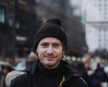 Bas Timmer innovated a unique, temporary but highly efficient solution to homelessness.