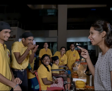Bengaluru girl employs people with disabilities to reintegrate them back into the society in a dignified manner